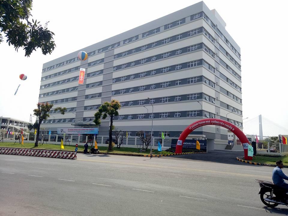 Nhà Xưởng chất lượng cao cho thuê - The good Factory for lease