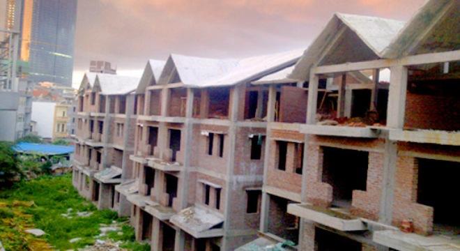 5 bất cập của thị trường bất động sản