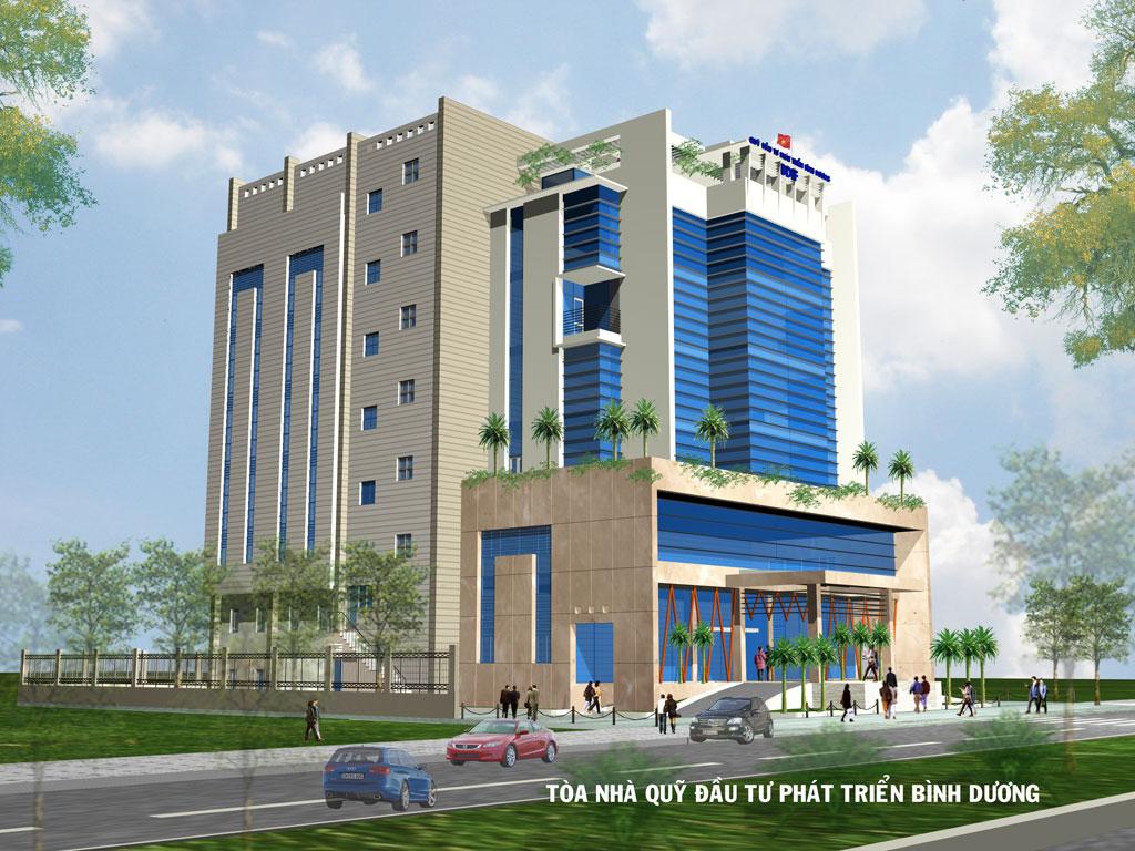 Trọng điểm khi xây nhà ở kết hợp với văn phòng cho thuê