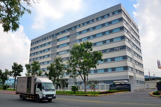 Văn phòng cho thuê kết hợp kho xưởng tại KCX Tân Thuận, Quận 7