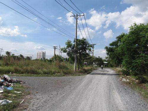 Tp.HCM: BCCI tắc trách, hàng trăm nền tái định cư… bỏ hoang