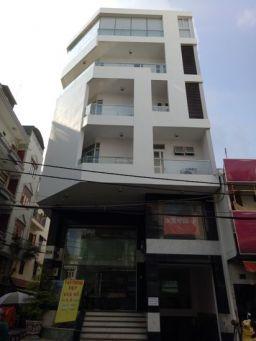NTB Building - văn phòng cho thuê giá rẻ