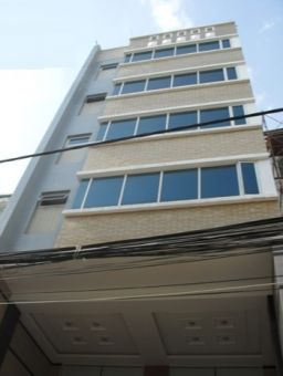văn phòng cho thuê SOHUDE building.