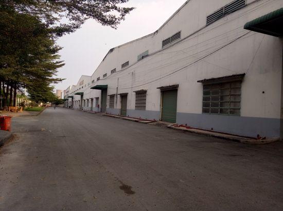 Kho xưởng quận 2 Cát Lái cho thuê